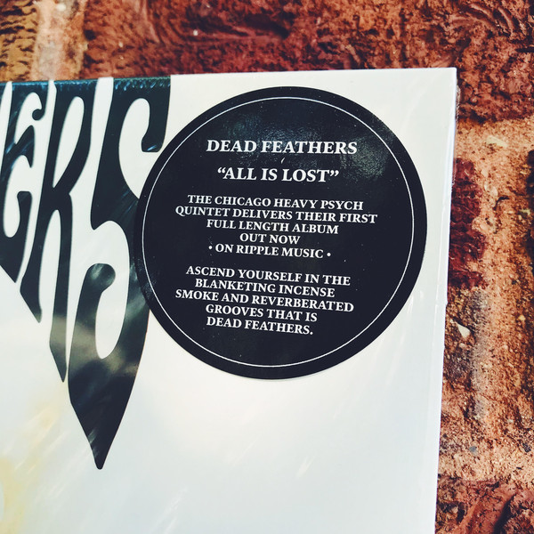 Cover zu Dead Feathers - All Is Lost (LP, Album) Schallplatten Ankauf