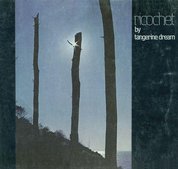 Cover Tangerine Dream - Ricochet (LP, Album, RE) Schallplatten Ankauf