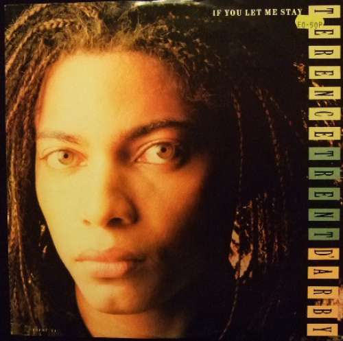 Cover zu Terence Trent D'Arby - If You Let Me Stay (12, Single) Schallplatten Ankauf