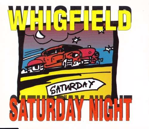 Bild Whigfield - Saturday Night (CD, Maxi) Schallplatten Ankauf