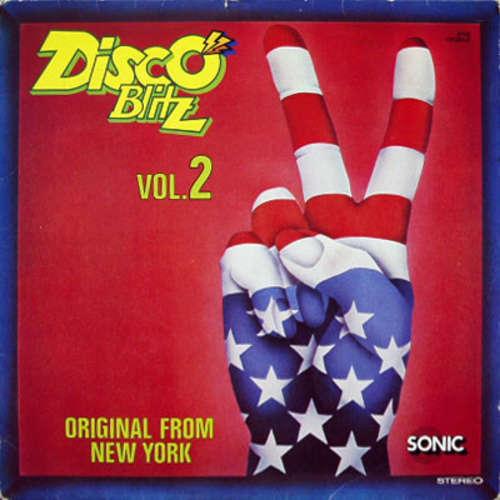 Cover zu The Vast Majority & Camp Galore - Disco Blitz Vol. 2 (LP, Comp) Schallplatten Ankauf