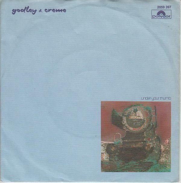Bild Godley & Creme - Under Your Thumb (7, Single) Schallplatten Ankauf