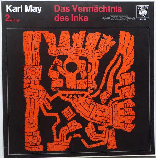 Bild Karl May, Ellen Baier - Das Vermächtnis des Inka - 2. Folge (LP) Schallplatten Ankauf