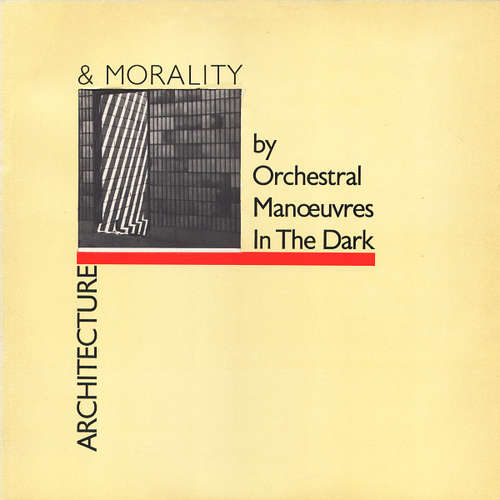 Bild Orchestral Manœuvres In The Dark* - Architecture & Morality (LP, Album) Schallplatten Ankauf