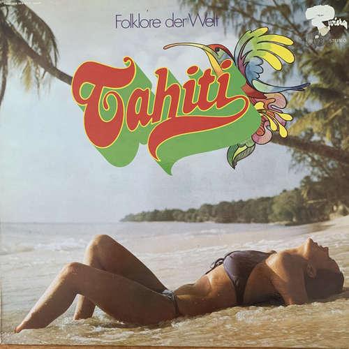 Cover zu Unknown Artist - Folklore Der Welt Tahiti  (LP, Album) Schallplatten Ankauf