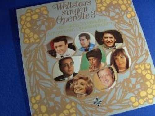 Bild Various - Weltstars Singen Operette 3 (LP, Comp) Schallplatten Ankauf