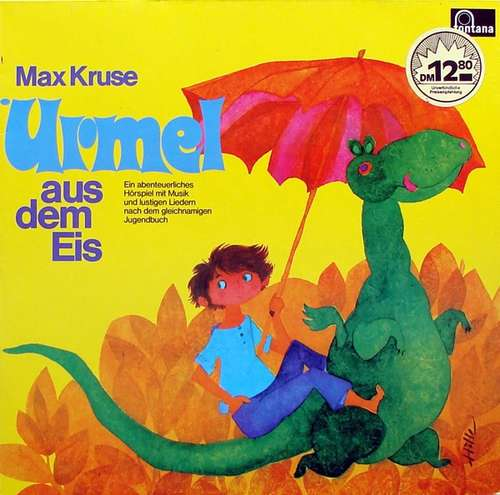 Cover zu Max Kruse - Urmel Aus Dem Eis (LP) Schallplatten Ankauf