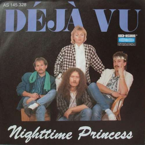 Cover Nighttime Princess Schallplatten Ankauf