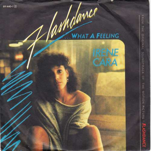 Cover Irene Cara - Flashdance... What A Feeling (7, Single) Schallplatten Ankauf