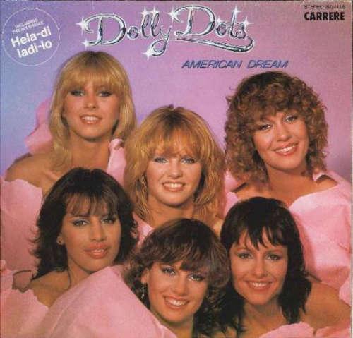 Bild Dolly Dots - American Dream (LP, Album) Schallplatten Ankauf