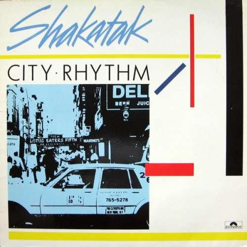 Cover Shakatak - City Rhythm (LP, Album) Schallplatten Ankauf