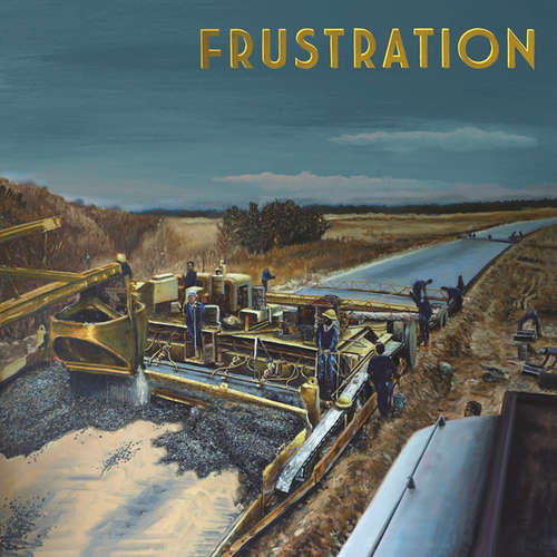 Cover Frustration - So Cold Streams  (LP) Schallplatten Ankauf