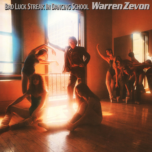 Cover Warren Zevon - Bad Luck Streak In Dancing School (LP, Album, SP ) Schallplatten Ankauf