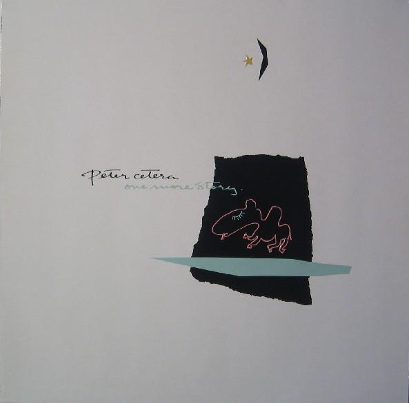 Cover Peter Cetera - One More Story (LP, Album) Schallplatten Ankauf