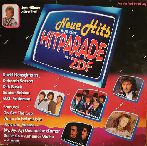 Bild Various - Neue Hits Aus Der Hitparade Im ZDF (LP, Comp) Schallplatten Ankauf