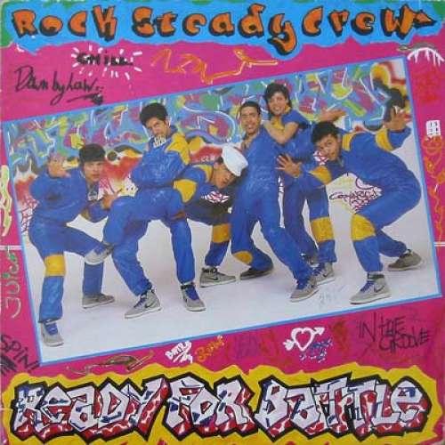 Bild The Rock Steady Crew - Ready For Battle (LP, Album) Schallplatten Ankauf
