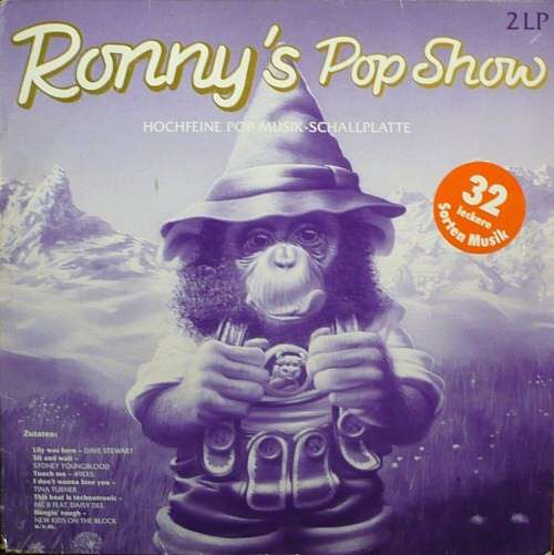 Cover Various - Ronny's Pop Show 15 (2xLP, Comp) Schallplatten Ankauf