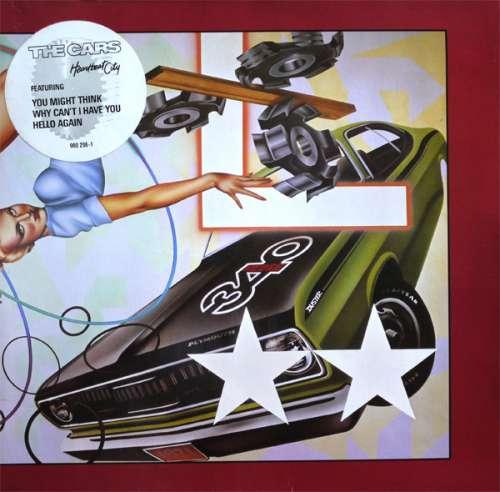 Bild The Cars - Heartbeat City (LP, Album, Gat) Schallplatten Ankauf