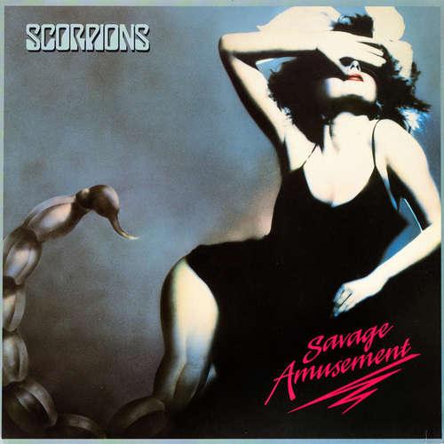 Cover zu Scorpions - Savage Amusement (LP, Album) Schallplatten Ankauf