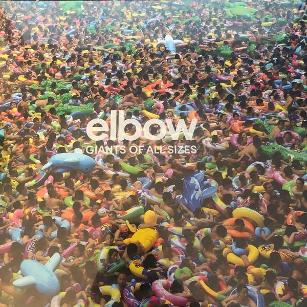 Cover zu Elbow - Giants Of All Sizes (LP, Album, 180) Schallplatten Ankauf