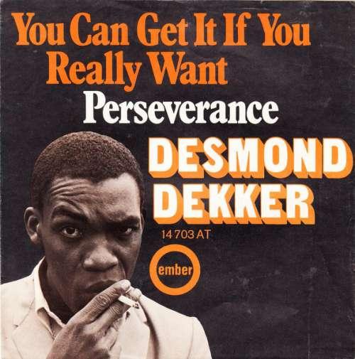Bild Desmond Dekker - You Can Get It If You Really Want (7, Single) Schallplatten Ankauf
