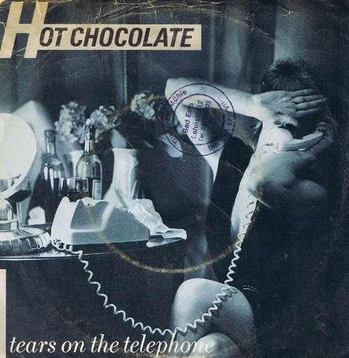 Bild Hot Chocolate - Tears On The Telephone (7, Single) Schallplatten Ankauf