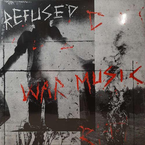 Cover zu Refused - War Music (LP, Album, Cle) Schallplatten Ankauf