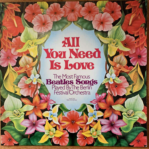 Cover The Berlin Festival Orchestra* - Beatles Songs (LP) Schallplatten Ankauf