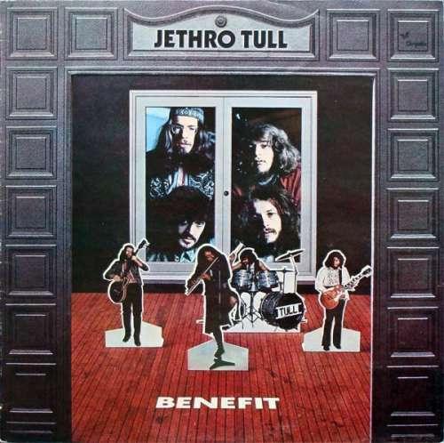 Bild Jethro Tull - Benefit (LP, Album, Gre) Schallplatten Ankauf