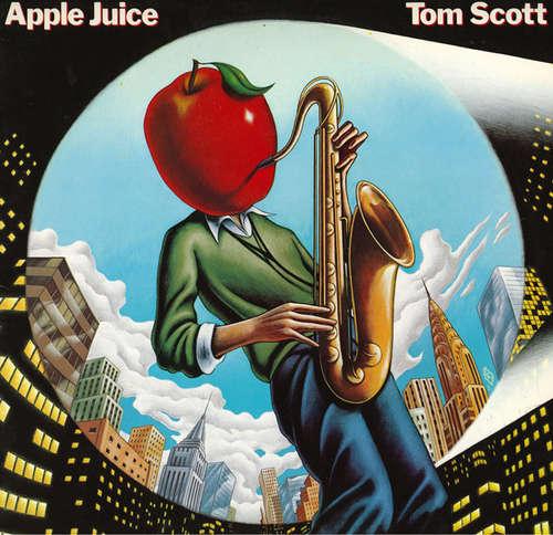 Cover zu Tom Scott - Apple Juice (LP, Album, Sun) Schallplatten Ankauf