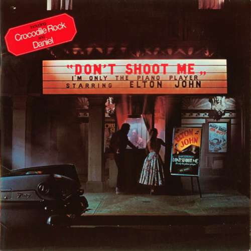 Bild Elton John - Don't Shoot Me I'm Only The Piano Player (LP, Album, Gat) Schallplatten Ankauf