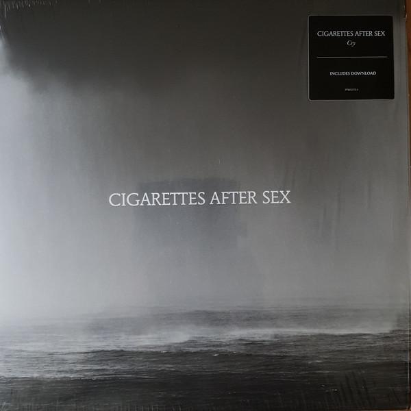 Cover Cigarettes After Sex - Cry (LP, Album) Schallplatten Ankauf