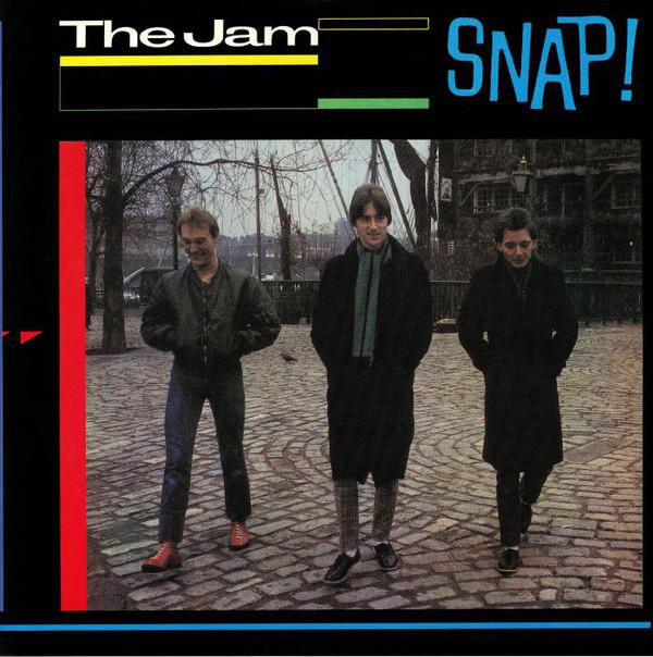 Cover The Jam - Snap! (2xLP, Comp + 7, EP + Comp, RE) Schallplatten Ankauf