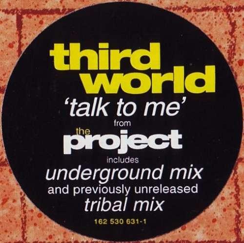 Bild Third World - Talk To Me (12, Promo) Schallplatten Ankauf