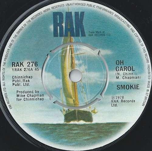 Bild Smokie - Oh Carol (7, Single) Schallplatten Ankauf