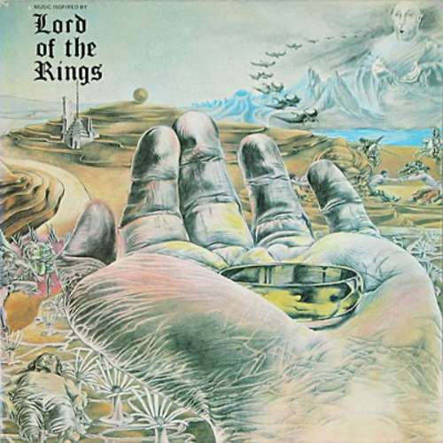 Bild Bo Hansson - Music Inspired By Lord Of The Rings (LP, Album, RE) Schallplatten Ankauf