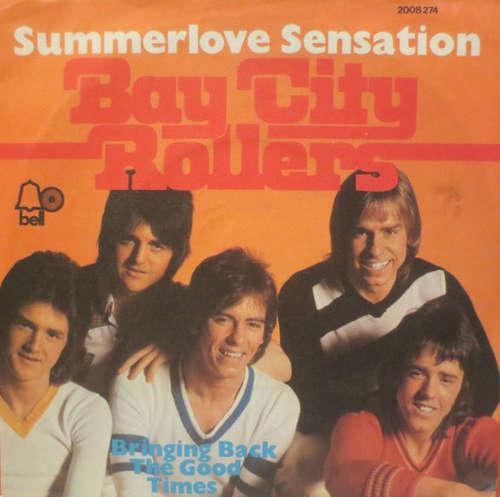Bild Bay City Rollers - Summerlove Sensation / Bringing Back The Good Times (7) Schallplatten Ankauf