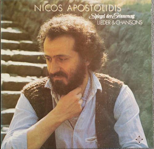 Bild Nicos Apostolidis - Spiegel Der Erinnerung - Lieder & Chansons (LP, Album) Schallplatten Ankauf