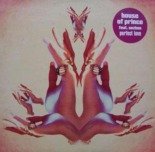 Cover House Of Prince Feat. Oezlem - Perfect Love (12) Schallplatten Ankauf