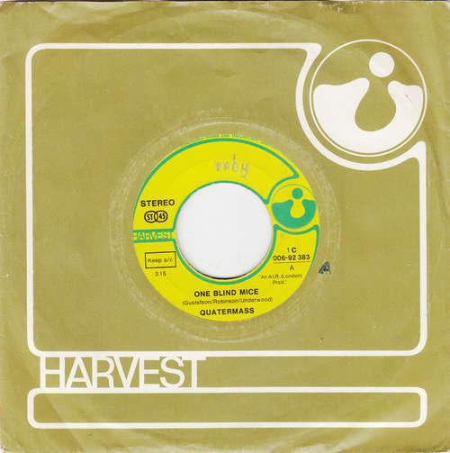 Cover Quatermass (3) - One Blind Mice (7, Single) Schallplatten Ankauf