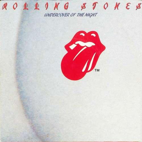 Cover Rolling Stones* - Undercover Of The Night (7, Single) Schallplatten Ankauf