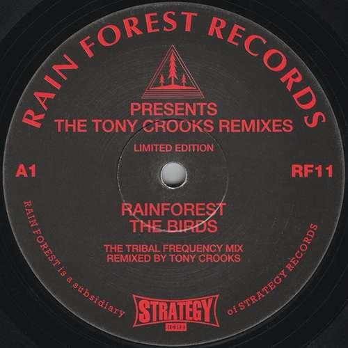 Bild Rainforest / Project X - The Tony Crooks Remixes (12, Ltd) Schallplatten Ankauf