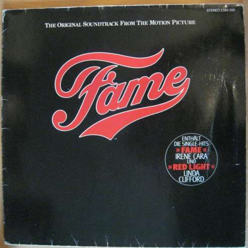 Bild Various - Fame - Original Soundtrack From The Motion Picture (LP, Album, Gat) Schallplatten Ankauf