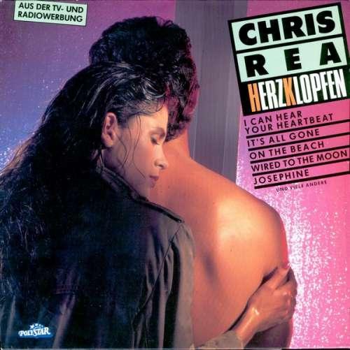 Cover zu Chris Rea - Herzklopfen (LP, Comp) Schallplatten Ankauf