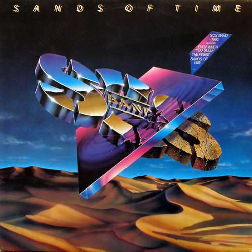 Cover The S.O.S. Band - Sands Of Time (LP, Album) Schallplatten Ankauf