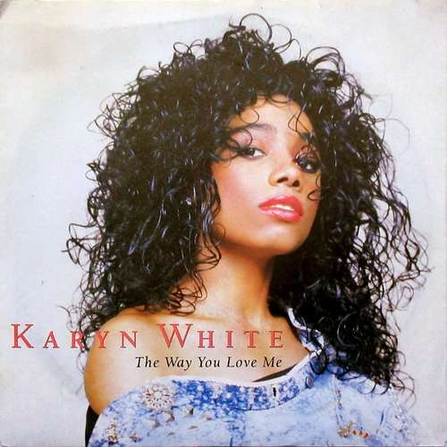 Bild Karyn White - The Way You Love Me (7, Single) Schallplatten Ankauf