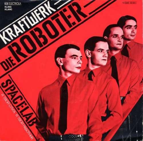 Bild Kraftwerk - Die Roboter (7, Single) Schallplatten Ankauf