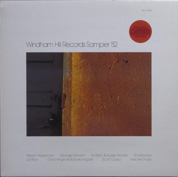 Cover zu Various - Windham Hill Records Sampler '82 (LP, Smplr) Schallplatten Ankauf