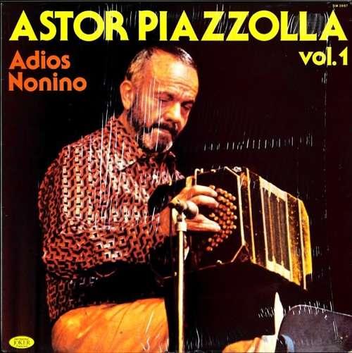 Bild Astor Piazzolla - Adios Nonino (LP, Comp) Schallplatten Ankauf