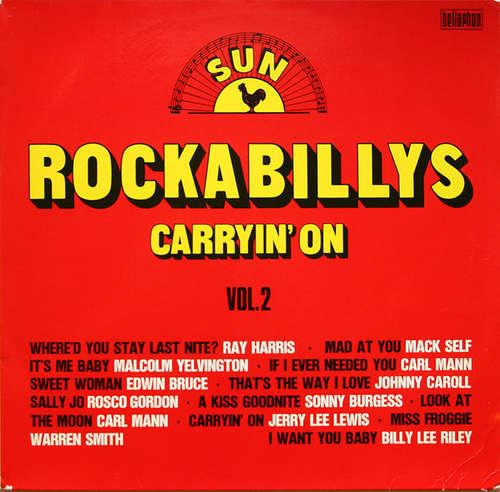 Cover Various - Rockabillys Carryin' On Vol.2 (LP, Comp) Schallplatten Ankauf